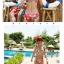 SM-V1-136 ชุดว่ายน้ำแฟชั่น คนอ้วน เด็ก ดารา thumbnail 8