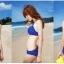 SM-V1-038 ชุดว่ายน้ำแฟชั่น คนอ้วน เด็ก ดารา thumbnail 8