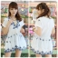 Girly Embroidery blouse C254-554304 thumbnail 1