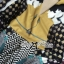DR-LR-177 Lady Sally Graffity Mixed Print Dress thumbnail 11
