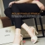 Lace Heel Shoes thumbnail 7