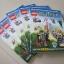 LEGO Ultimate Sticker Collection : LEGENDS of CHIMA หนังสือสติกเกอร์เลโก้ Chima พร้อมสติกเกอร์กว่า 1000 ชิ้น thumbnail 5