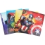 Marvel 4 Super Story Books Bag Set มาร์เวล ซุปเปอร์ฮีโร่ Avengers Iron Man Spiderman Captain America thumbnail 5