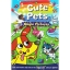 Magic Pictures Colouring Book : Cute Pets หนังสือกิจกรรมระบายสีด้วยน้ำ Water Painting Fun thumbnail 2