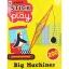 Ladybird - Big Machines Stick and Play หนังสือกิจกรรม สติกเกอร์ เกม ธีมเครื่องจักร thumbnail 1