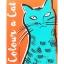 Hannah Rollings : Colour A Cat หนังสือส่งเสริมจิณตนาการ วาดภาพ เติมภาพ ธีมแมว thumbnail 3