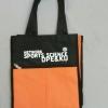 กระเป๋าสัมมนา รุ่นช็อปปิ้งแบ็ค (แถบสี)