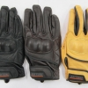 Goat skin Glove - 3 knuckle protecton