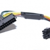 24 pin to 8 pin Power Supply for DELL Optiplex 3020 7020 9020 Precision T1700
