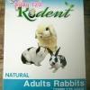 อาหารกระต่ายโรเด้นท์ Rodent 800g (สูตรกระต่ายโต)