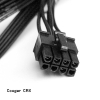Cougar CMX สาย 8 pin to Power sata