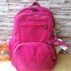กระเป๋า KIPLING BAG OUTLET HONG KONG สีชมพู ด้านในหนา นุ่มมากๆ น้ำหนักเบาค่ะ สินค้า มี SN ทุกใบนะคะ