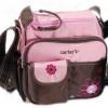 กระเป๋าสะพายคุณแม่ - สีชมพูหม่น