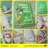 Green Eggs and Ham by Dr. Seuss หนังสือนิทาน ดร.ซูสส์ ปกอ่อนเล่มโต