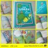 The Lorax by Dr. Seuss หนังสือนิทาน ดร.ซูสส์ ปกอ่อนเล่มโต