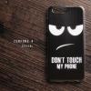 เคส Zenfone 4 (ZE554KL) เคส TPU พิมพ์ลาย แบบที่ 1 Don't Touch My Phone