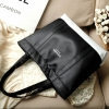 Chanel Beaute Black Satin ShoppingBag VIP GIFT by Chanel