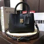MARCS WOMAN PUSH LOCK CITY BAG ใส่กระเป๋าสตางค์ใบยาว /ipad mini / iphone7+ ได้