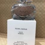 GUCCI BAMBOO Perfume Counter brand แท้ ตัว Tester น้ำหอม Tester 75 ML