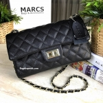 MARCS Woman Quilted Chain Style Boytoy Bag