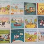 Usborne : Phonics Readers 12 Books Collection เซตหนังสือหัดอ่าน โฟนิกส์ 12 เล่ม ค่ายอัสบอร์น