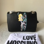 Love Moschino สินค้าแท้ มือหนึ่ง พร้อมถุงผ้า
