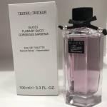 Gucci FLORA Perfume Counter brand แท้ ตัว Tester น้ำหอม Tester 100 ML