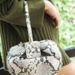 FashionBag Nologo Style Gabriela Heart Nina Bag 8 นิ้ว