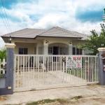 บ้านเดี่ยว 1 ชั้น 68 ตรว. หมู่บ้านกลางเมือง เพชรบุรี บ้านกุ่ม เมืองเพชรบุรี