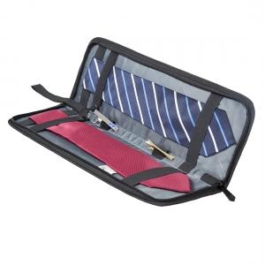 กระเป๋าใส่เนคไท เคสใส่เนคไท ใส่ได้ถึง 6 เส้น (Travel Tie Case Holder)