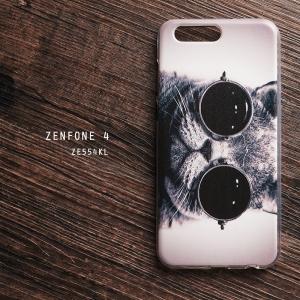 เคส Zenfone 4 (ZE554KL) เคส TPU พิมพ์ลาย แบบที่ 6