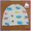 หมวกเด็กอ่อน size 0-6 เดือน (ขายแพ็ค 12 ใบ) thumbnail 3