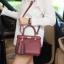 KEEP Gasia hand bag with frink key สวย น่ารัก thumbnail 5