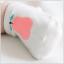 SK017••ถุงเท้าเด็ก•• ลูกแพร์ (สีชมพู-ข้อสั้น) thumbnail 4