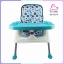 เก้าอี้ทานข้าวทรงสูง มีผ้ารองนั่ง 3 in 1 สีฟ้า thumbnail 8