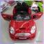 รถแบตเตอรี่เด็ก mini cooper สีแดง 2 มอเตอร์ thumbnail 2
