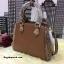 Charles & Keith Structured Top Handdle Handbag 2017 thumbnail 5