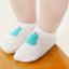 SK018••ถุงเท้าเด็ก•• ลูกแพร์ (สีเขียว-ข้อสั้น) thumbnail 4