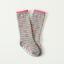 SK110••ถุงเท้าเด็ก•• Strawberry / แพคละ 2 คู่ (ข้อยาว) thumbnail 3