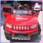 รถแบต ทรง HUMMER 2 มอร์เตอร์ เด็กนั่งได้ 2 คน สีแดง thumbnail 8