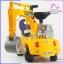 รถขาไถแม็คโคร สีเหลือง thumbnail 4
