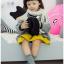 SK097••ถุงเท้าเด็ก•• นกฮูก (ข้อสั้น-เลยตาตุ่ม) thumbnail 2