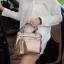 KEEP Gasia hand bag with frink key สวย น่ารัก thumbnail 4