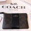 COACH F58035 CORNER ZIP WRISTLET IN SIGNATURE COATED thumbnail 2