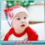 HT187••หมวกเด็ก•• / [สีแดง] Minito thumbnail 3
