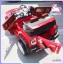 รถแบต ทรง HUMMER 2 มอร์เตอร์ เด็กนั่งได้ 2 คน สีแดง thumbnail 4