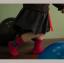SK095••ถุงเท้าเด็ก•• หมี มี 4 สี (ข้อยาว) thumbnail 2