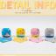 AP185••เซตหมวก+ผ้ากันเปื้อน•• / เมฆ [สีฟ้า] thumbnail 5