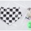 ผ้าซับน้ำลายสามเหลี่ยม ผ้ากันเปื้อนเด็ก [ผืนเล็ก] / Kitten thumbnail 1