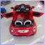 รถแบตเตอรี่เด็ก mini cooper สีแดง 2 มอเตอร์ thumbnail 4